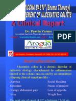 Ulcerative Colitis for Blog