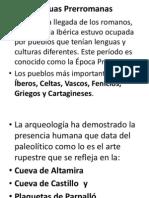 Leguas Prerromanas (Final)