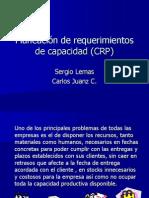 44882659 Planeacion de Requerimientos de Capacidad CRP