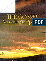 The Gospel According to Spiritism. By Alan Kardec. (In English)
