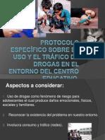 Protocolo específico sobre el uso y el tráfico