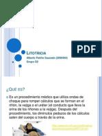 Litotricia