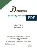 Booklet Dislipidemia