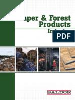 Brochure Industria Maderapapelera