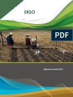Informe Anual Pbd 2012 Biocomercio Tara