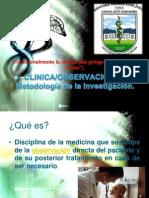 Clinica Observacional