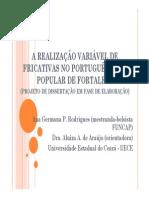 III Jornada Nacional de LP - Slides