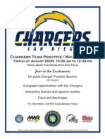 Meet the Chargers Flyer 7_09