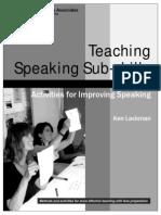 speakingsubskills Lackman