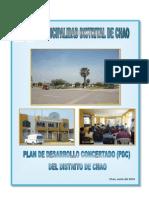 PDC Distrito de Chao 2010 (Final)