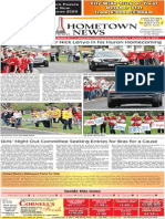 Huron Hometown News - October 24, 2013