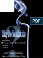 Why Do You Smoke islamicpdf.blogspot.com