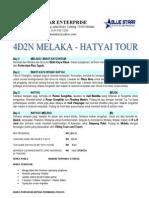 hadyai tour services