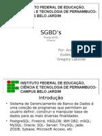 Banco de Dados, SGBD