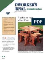 WJ099 Picnic Table.pdf