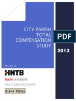 Baton Rouge city-parish employee compensation report