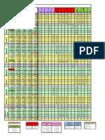 호주 맥쿼리대학교 Copy of Calendar 2014 - Final.xlsx