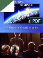 13--Revelation's Keys of Death