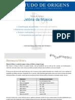 História da Música - Períodos e Compositores
