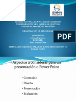 PresentaciónPowerPoint