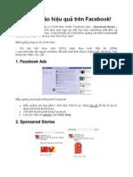 Bí quyết quảng cáo hiệu quả trên facebook