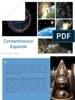 Pttx Steven-Contaminacion Espacial