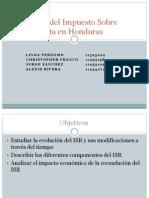Presentacion ISR Marco Legal