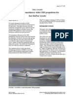 Advanced Machinery With CRP Propulsion for Fast Rpax Vessels.pdf