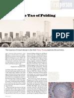 The Tao of Folding
