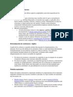 Metodods de Analisis de Estructuras Para Estudiar