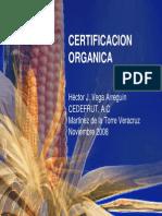 Generalidades Certificacion