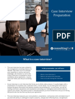 Case Interview Preparation