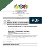 III Congreso Integral de Hidrocarburos 2013 - Programa