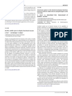 Analisis Estructural de La Interfaz Bioeletrica de Geobacter
