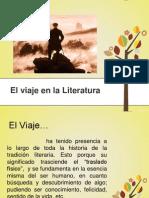 Viaje en La Literatura