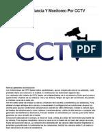 Sistema de Vigilancia Y Monitoreo Por CCTV