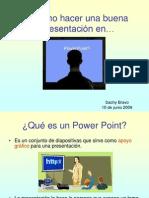 Requisitos para una buena presentacion.ppt