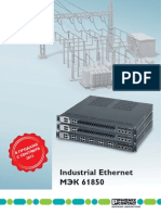 Industrial Ethernet коммутаторы МЭК-61850