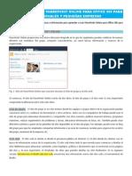 ARCHIVO1_TAREAS BÁSICAS EN SHAREPOINT ONLINE PARA OFFICE 365 PARA PROFESIONALES Y PEQUEÑAS EMPRESAS