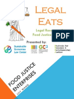 Legal Eats Workshop Presentation Slides