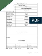 Hydro Test Format
