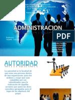 Administracion Presentacion Uni