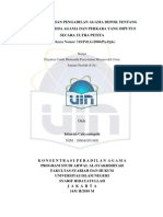 Skripsi -- Ahli Waris Yang Beda Agama dan Perkara Yang Diputus Ultra Petita.pdf
