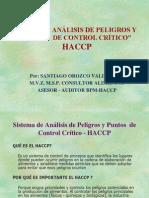 3. UNAL MEDELLÍN SEMINARIO TALLER HACCP. SISTEMA HACCP MAYO 11-12-13 DE 2011