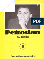 01 - Campeones de Ajedrez - Petrosian
