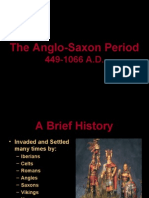 anglo-saxon period background pp