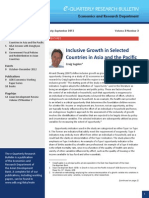 e-Quarterly Research Bulletin - Volume 3, Number 3