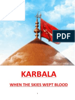 Karbala When The Skies Wept Blood
