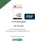 Antonio Candido e Outros - A personagem de ficção (doc)(rev)