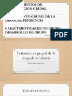 PROCEDIMIENTOS DE INTERVENCIÓN GRUPAL - expo ruben